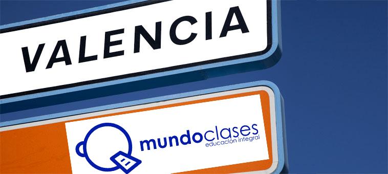 Abrimos nuevo Centro mundoclases en Valencia