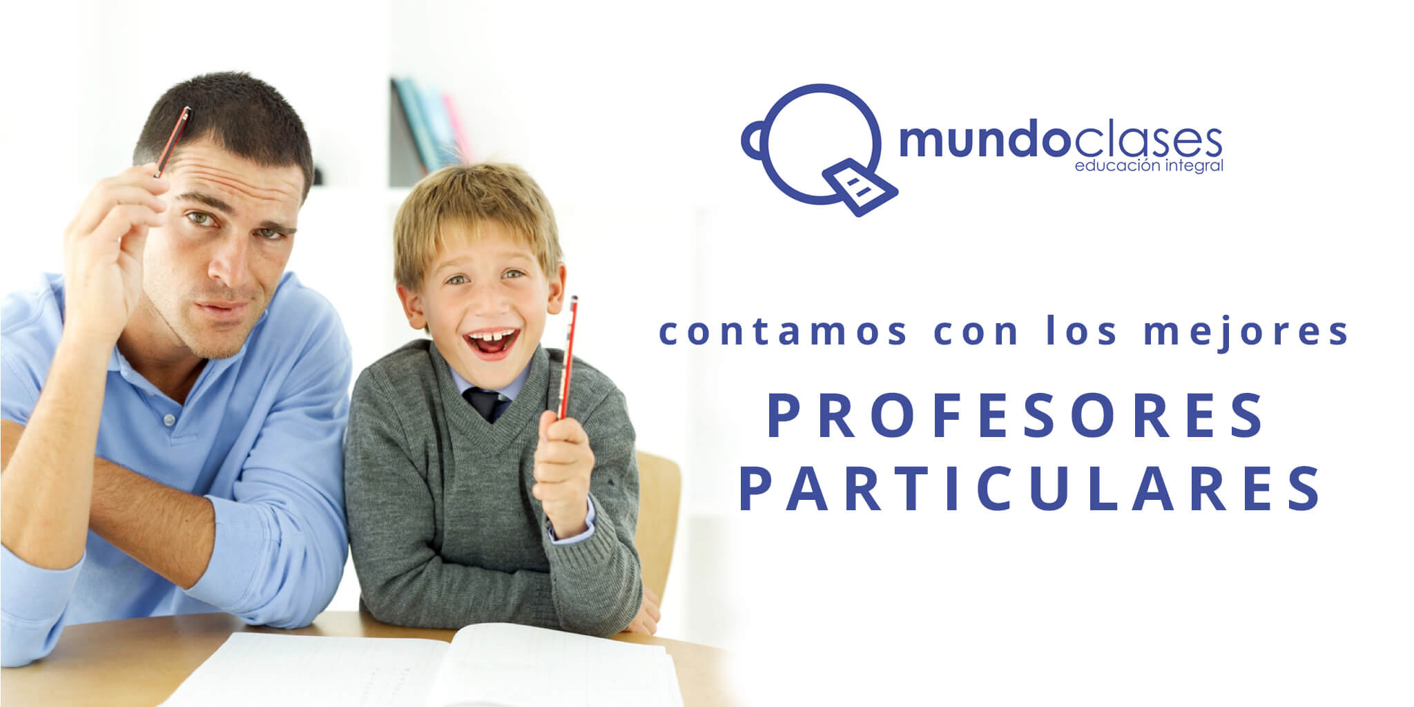Papá mamá, necesito clases particulares