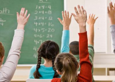 Clases de Refuerzo Escolar Primaria
